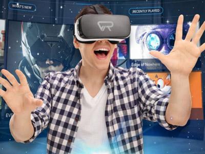 וירוס - מציאות מדומה